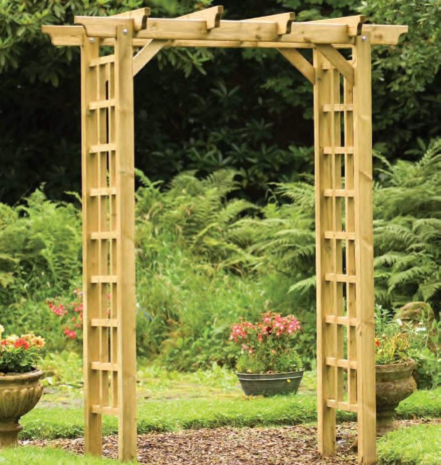 John Palmer Joinery Garden Furniture